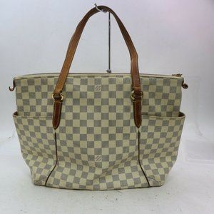 Louis Vuitton Tote Bag Totally PM Damier Azur